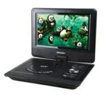 Concord+ PD-1120T2 LED Display DVD Player with Digital TV Tuner